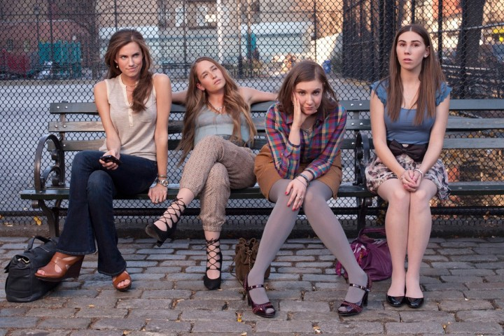 Girls Protagonistas