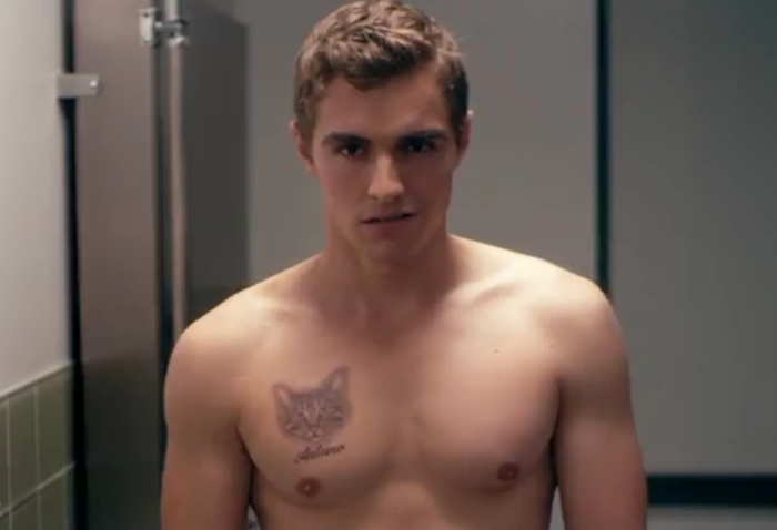 dave franco shirtless 2