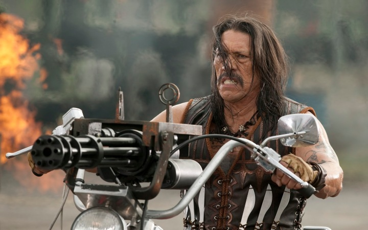 machete kills mel gibson michelle williams