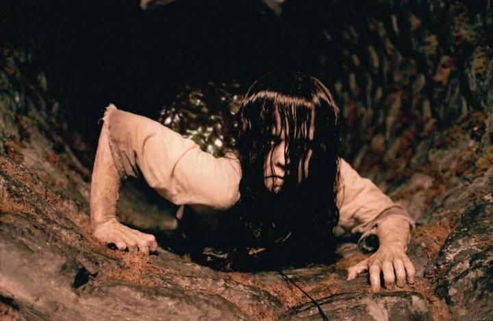 Sadako en el pozo