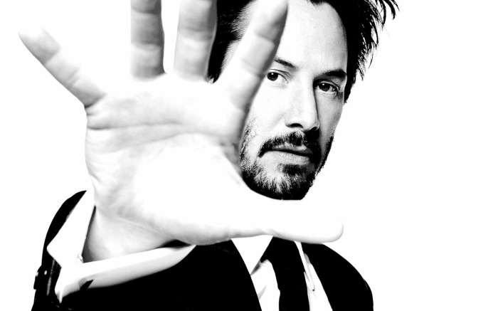 Keanu Reeves Hot Man 1440x900 Wallpaper