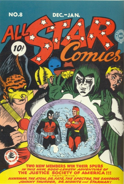 All Star Comics 08 - 70