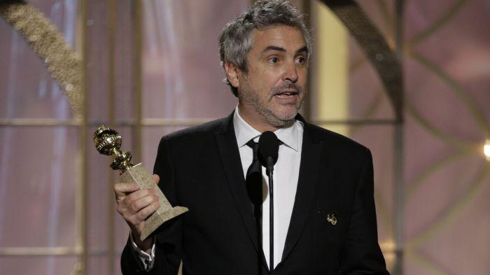Alfonso Cuaron Golden Globes