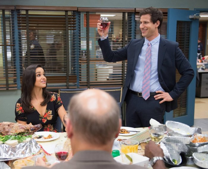 Brooklyn-Nine-NineJake-Samberg-gives-holiday-toast