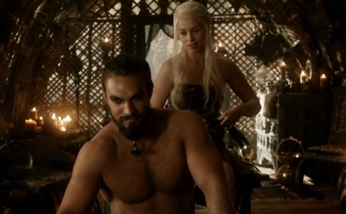 Drogo_&_Daenerys