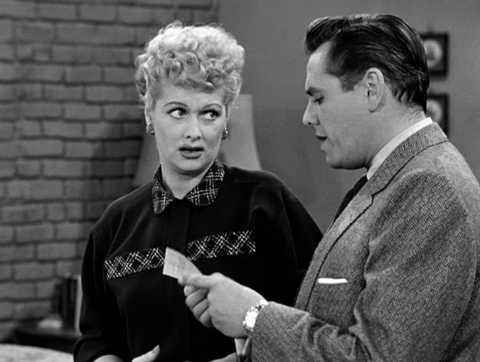 Ball & Aranz In 'I Love Lucy'