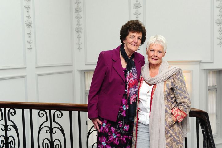 Philomena-Lee-and-Dame-Judi-Dench-at-the-Claridges-Hotel-2670224