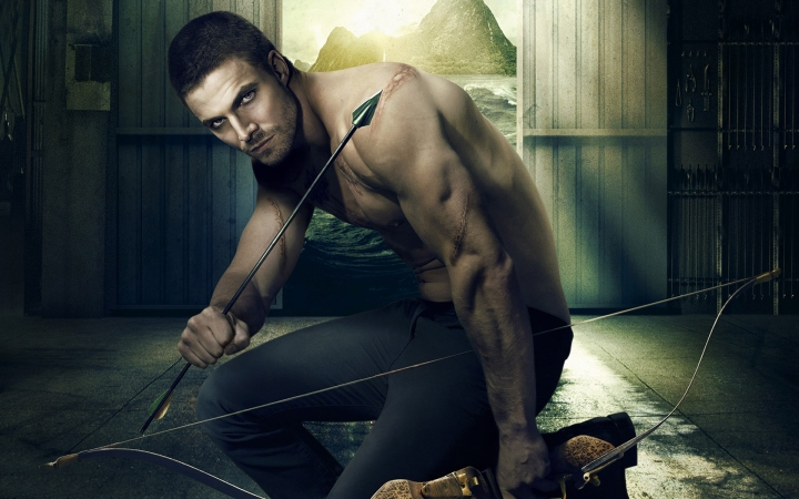 Arrow-HD-Actor-Creative-Wallpaper