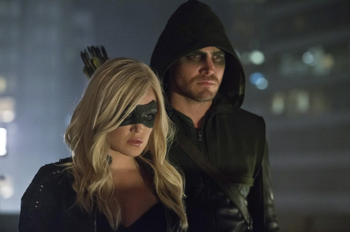 black-canary-and-arrow