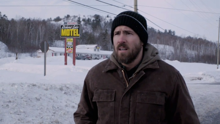 Ryan Reynolds in The Captive