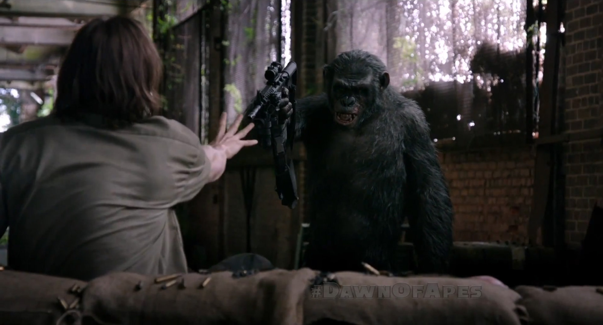 "{Crítica} ""Dawn Of The Planet Of The Apes"": Una Saga Que ..."