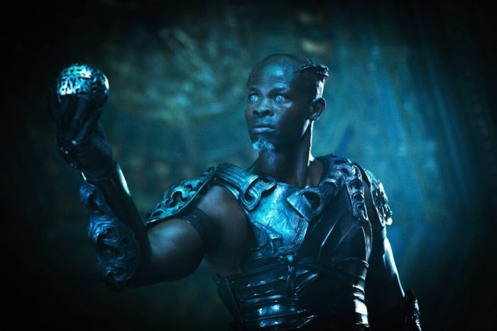 Guardians of The Galaxy - Djimon Hounsou Wallpaper