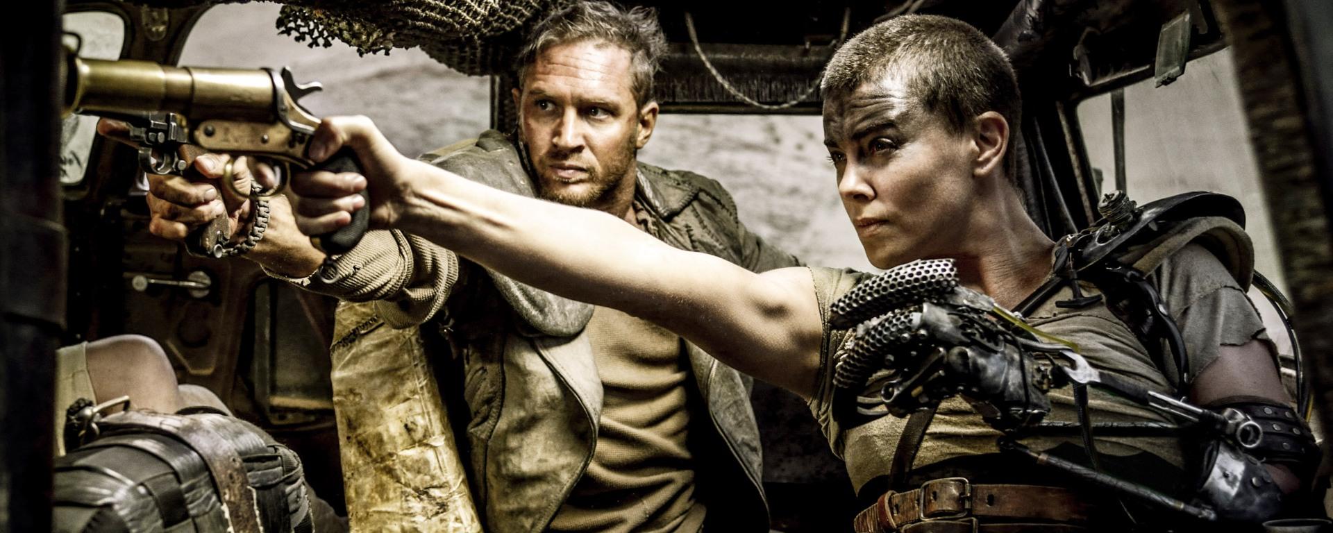 películas de mujeres poderosas Mad Max Fury Road