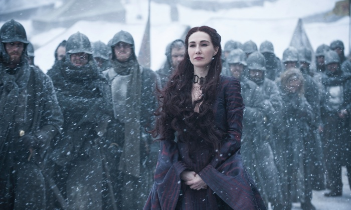 Game of Thrones,Series 5,Episode 9,The Dance of Dragons van Houten, Carice as Melisandre