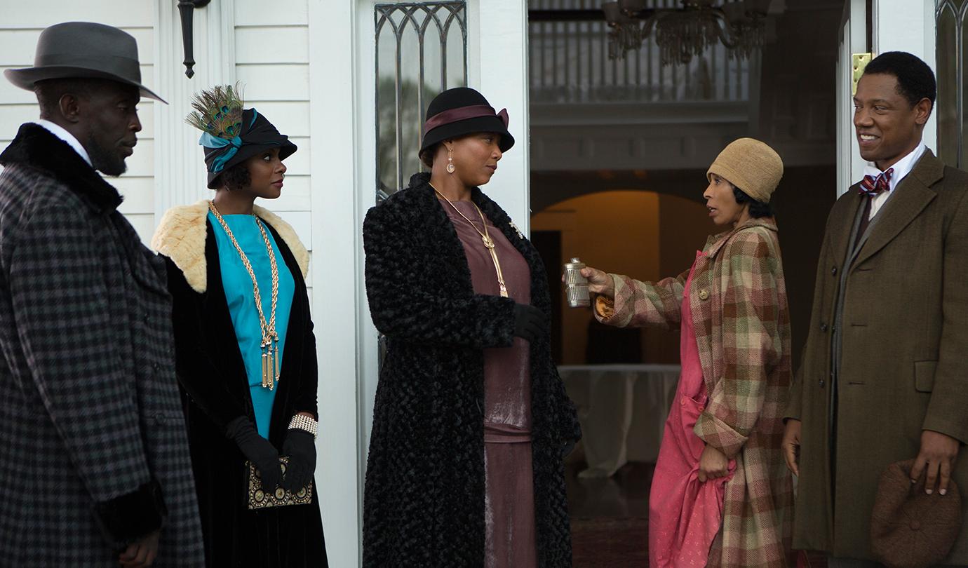 Crítica Bessie Conmovedor Drama De La Emperatriz Del Blues