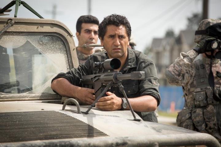 Cliff Curtis as Travis - Fear The Walking Dead _ Season 1, Episode 5 - Photo Credit: Justina Mintz/AMC